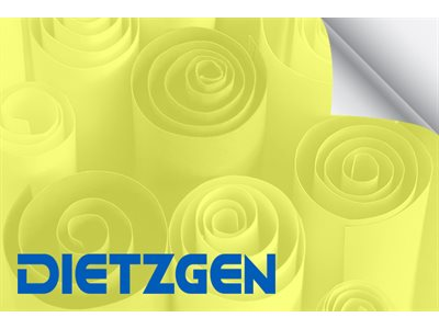 432Y 20LB Engineering Bond Paper (Yellow Tinted)