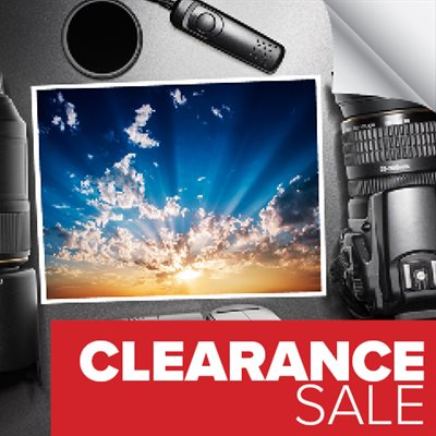 PHOTO PAPER CLEARANCE