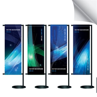 Rollup Banners & Tradeshow